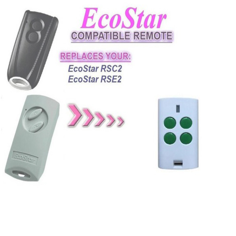 Back To Search Resultssecurity & Protection duplicator Remote Control Free Shipping Latest Fashion Careful 2pcs For Hormann Ecostar Rse2 Rsc2 Hand Remote Control Clone Access Control