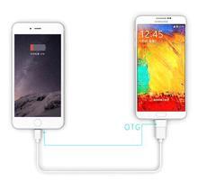 Mini Micro USB OTG Hug Converter Camera Tablet MP3 OTG Adapter for Samsung Galaxy S3 S4 Sony LG Microusb OTG cable цены
