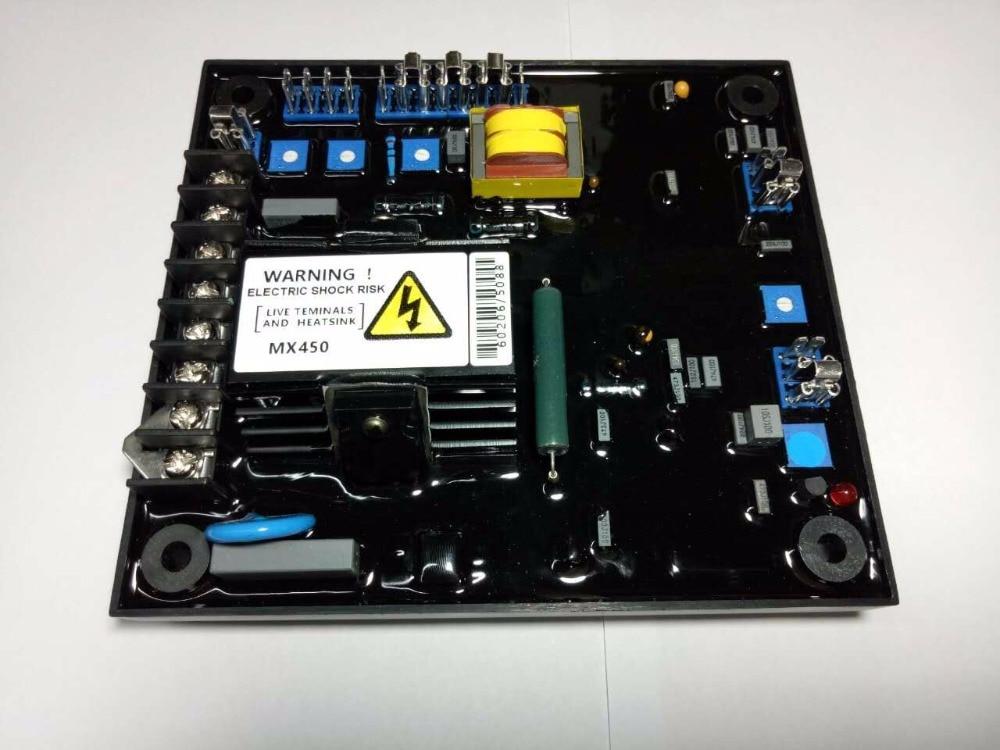 MX450 AC Reugulator AVR for Electric Generator девелопер mx 900gv