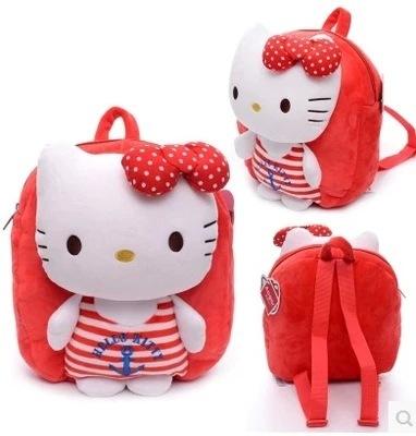 Mochilas de Viaje de alta Calidad de Hello Kitty Mini Mochila Niños Mochilas Para Niños Mochila de Dibujos Animados Mochila de Diseño
