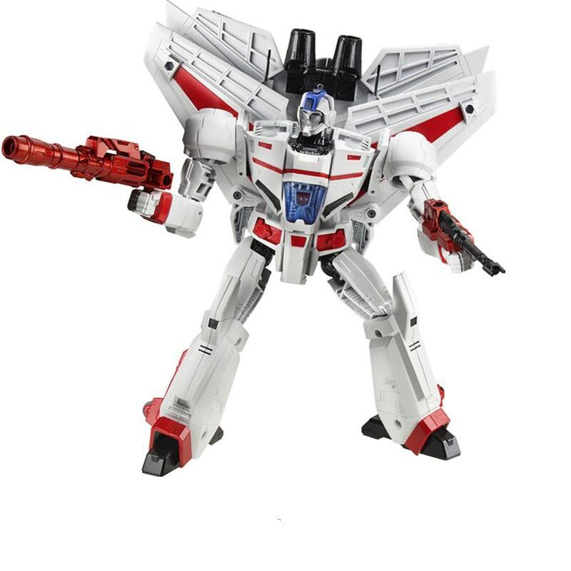 Leader Class Jetfire Airplane Classic Toys For Children Boys Action Figure Without Retail Box wooden