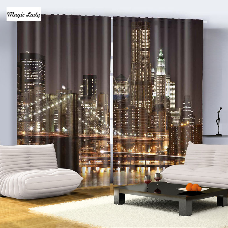 The Living Room Music Brooklyn: Grey Purple Yellow Brown Black Brooklyn Bridge In New York