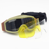 2016 Special Outdoor Hiking Mountain High Quality ESS Crossbow Sports Goggles For Fan Eyewear Military Ess