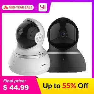 YI Dome Camera 1080P Wireless IP Security Surveillance