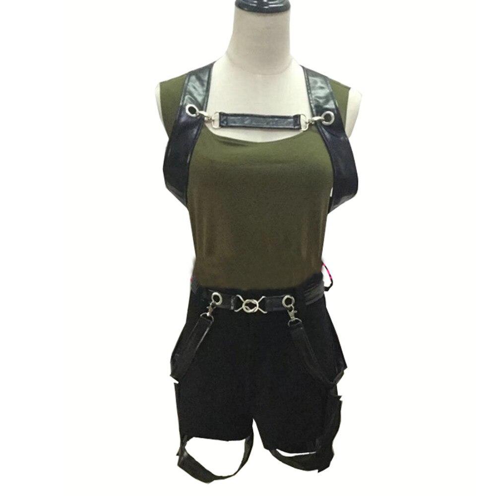 2017 Tomb Raider Lara Croft Cosplay Costume