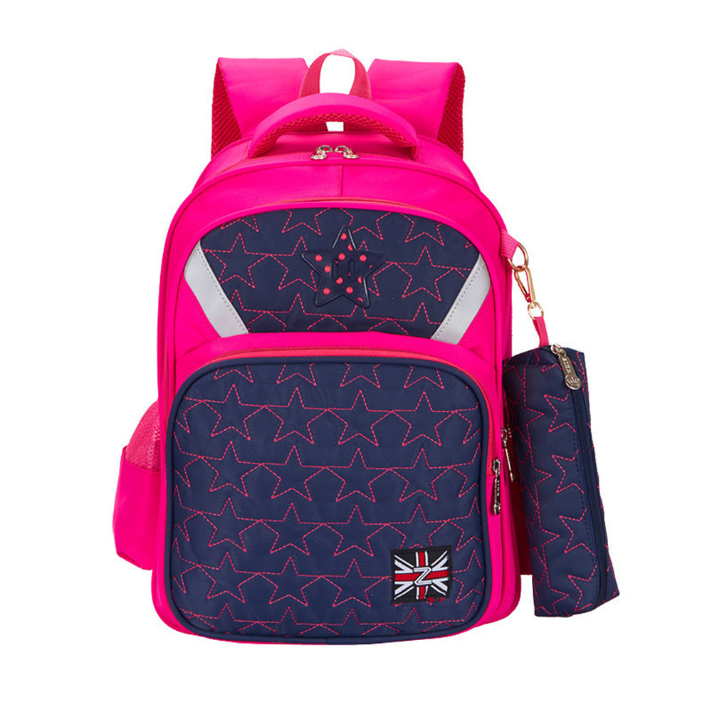 children school bags orthopedic backpack waterproof boys girls schoolbag Reflective strip bookbag wholesale mochila escolar недорого