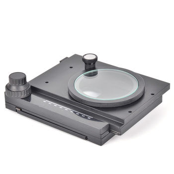 XY Fein abgestimmt Rotary XY Bühne für Industrielle Kamera Stereo Mikroskop Präzision Mobile Plattform Mikrometer Aktivität Tisch