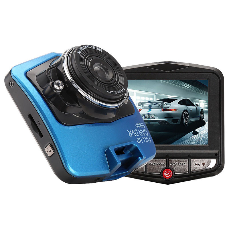 Mini Train Recorder High Definition Night Vision 1080p Wide Angle Hidden Car DVR Vehicle 2.4 Dash Camera Car DVR
