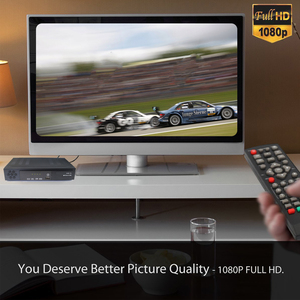 Image 3 - DVB TV BOX high digital Terrestrial TV receiver DVB T2 8902 with USB WIFI Dongle dvb t2 support for Youtube MPEG 2/4 set top box