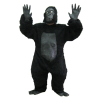 Cheung Man Cosplay Costume Halloween Costume Adult Chimp Ape Gorilla Costume Clothes