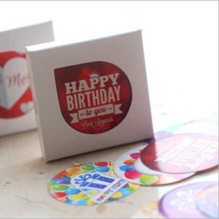الملونة عيد ميلاد سعيد ملصقا مجموعة للأطفال ، 38 تصاميم عيد ميلاد تسميات ، عيد ميلاد حزب صالح هدية الأختام
