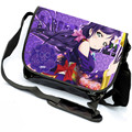 New Fashion Anime Love Live Minami Kotori Messenger Bag Schoolbag for Students Kids Canvas Lolita Crossbody Bags