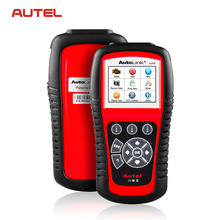 Autel Автоссылка AL619 ABS/SRS + может OBD2 Scan Tool обновление онлайн Autel AL619 OBDII сканер Авто Code Reader сканер автомобильной