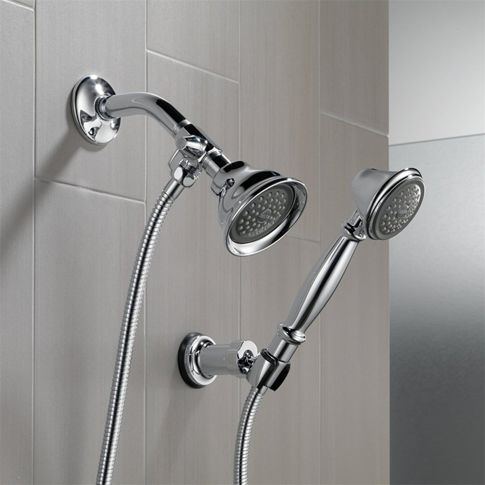 KES Shower Arm 3 Way Diverter Brass for Handheld Shower and Shower ...