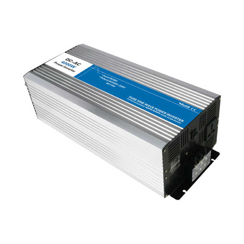4000 w pur onduleur à onde sinusoïdale DC 12 V/24 V/48 V à AC 110 V/220 V tronic circuits onduleur hors réseau pas cher 12 24 48 V