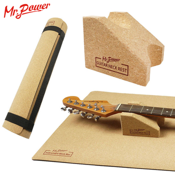 Mr.Power Guitar Neck Rest Support Pillow String Instrument Mat For Cleaning Luthier Setup Tool Repair 8 Z