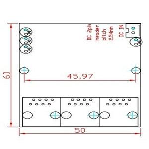 Image 5 - OEM hersteller unternehmen direkter verkauf der Realtek chip RTL8306E mini 10/100 mbps rj45 lan hub 3 port ethernet switch pcb board