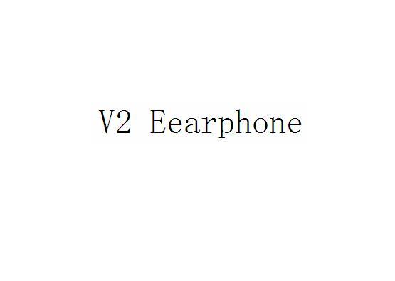V2 écouteurs pour vieux acheteur forfait Sur Mesure et logo