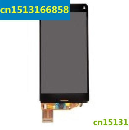5 pieces/lot by DHL/EMS lcd screen For Sony Xperia Z3 Compact D5803 D5833 M55w LCD Assembly with Touch Screen