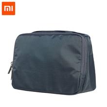 Xiaomi Bolsa de cosméticos Mi 90 para mujer, bolsa de cosméticos para maquillaje y viaje, con capacidad de 3L, bolsa de lavado resistente al agua W