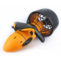 High power Sea Scooter Underwater Propeller Diving Equipment Assisted Swimming Equipment Underwater Rescue Equipment