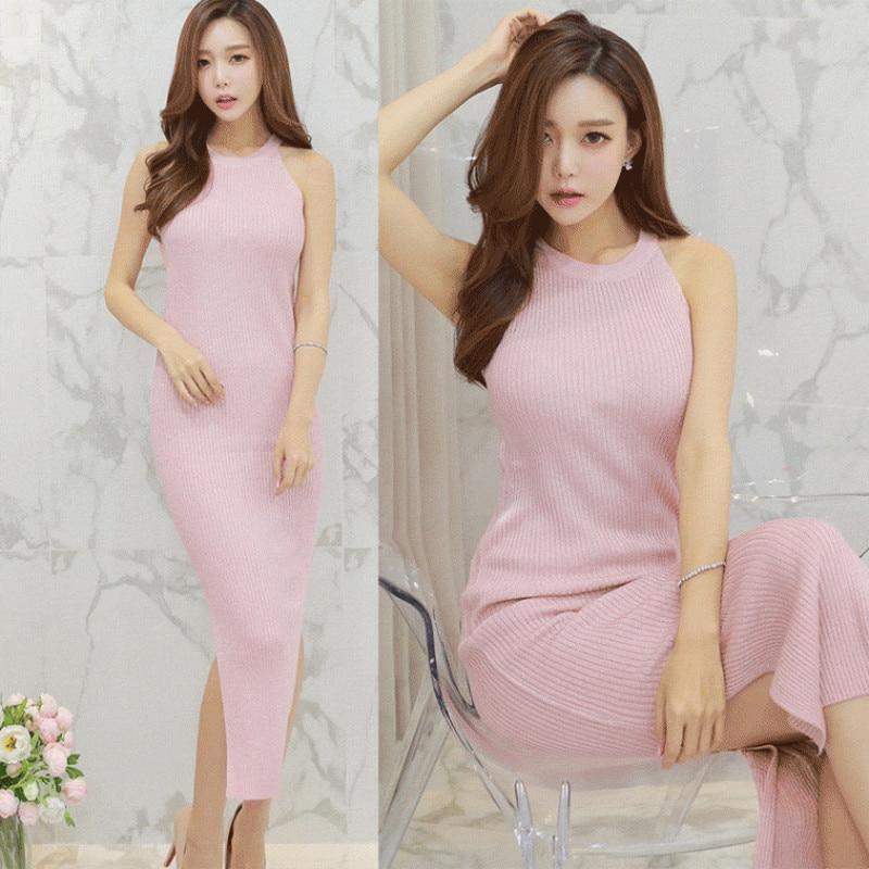 Women Long Bandage Office Party Sexy Vintage Pink Dress Vestidos De Festa Dresses Ukraine Plus Size Longo 2016 Robe Longue Femme