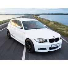 Противотуманных фар светильник s для BMW e87 1ser стоп-сигнал лампа заднего хода задний фонарь передний задний указатель поворота светильник 2 шт
