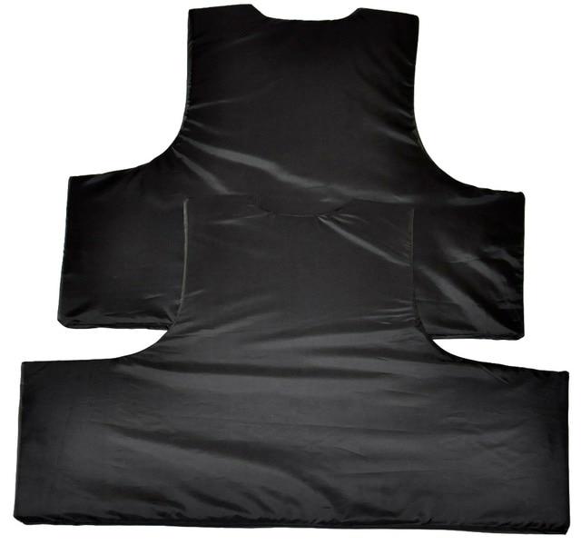 MILITECH Ballistic Panel BulletProof Plate Inserts Body Armor Backpack Briefcase NIJ IIIA 0101.06&NIJ 0101.07 HG2 BALCS 4 Sizes