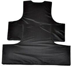 MILITECH aramide panneau balistique plaque pare-balles Inserts armure corporelle sac à dos mallette armure NIJ niveau IIIA 3A BALCS 4 tailles