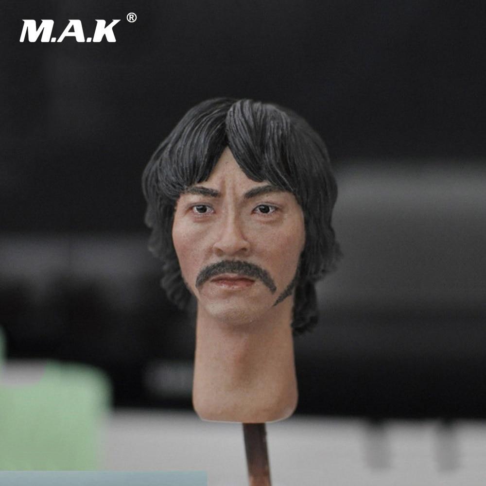 1/6 Scale KUMIK18-16 Male Head Sculpt for 12'' Action Figure Body 1 6 scale male figure body accessory the boxer model for 12 action figure doll not include head body
