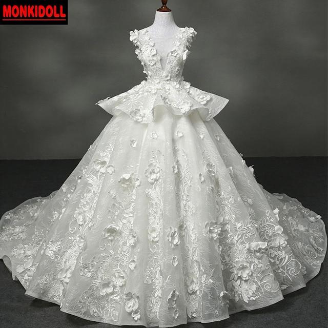 Vestidos de novia importados de china