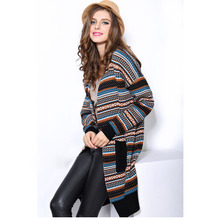 Sweater Women Knitted Female Open Stitch For Autumn 2016 Hot Sale Fashion Cashmere Tops Knitting Summer V-neck Cardigan Feminino