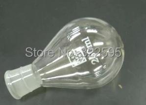 250ml Evaporating Recovery Flask Glass Lab Glassware 24#joint аксессуар чехол lg k7 zibelino classico black zcl lg k7 blk