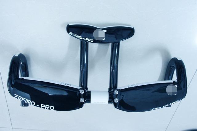 Carbon Rest Bar Aero Type Handlebar Full Carbon Triathlon Bike Drop Bar