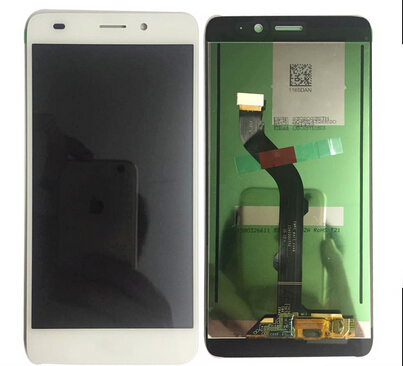 5.2 Lcd display screen+Touch Glass Digitizer assembly for huawei Ascend Honor 7 Lite/ honor 5c  Pantalla white /black/gold replacement original touch screen lcd display assembly framefor huawei ascend p7 freeshipping