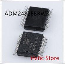 10pcs/lot ADM2482EBRWZ ADM2482EBRW ADM2482E ADM2482 SOP-16 IC
