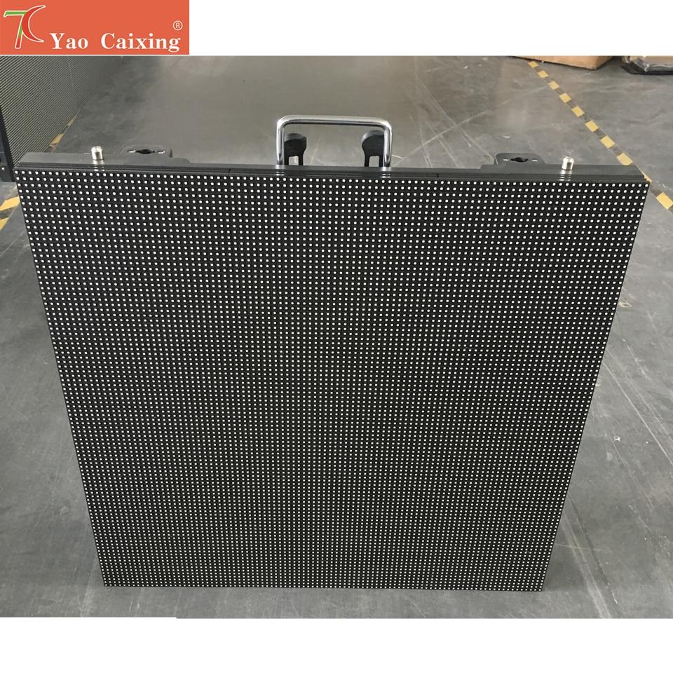 HD SMD P6 Waterproof Rgb Full Color Outdoor Indoor Led Screen Panel Aluminum Cabinet Led Advertising Dot Matrix Led Billboard
