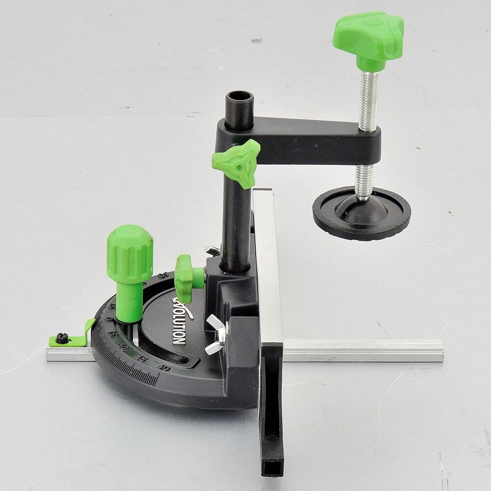 Jauge à onglets pour Scie Circulaire À Table avec Réglable Flip Arrêt Angle pied bois BRICOLAGE Angle plaque