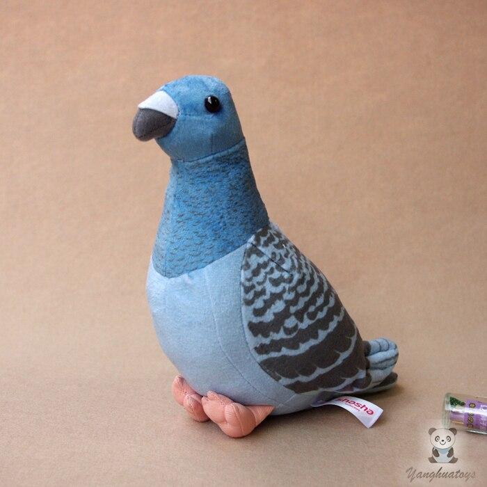 Children'S Toys Birthday Gifts Simulations Cute Birds Rock Pigeons Dolls Stuffed Animals Plush Toy Kawaii Shops