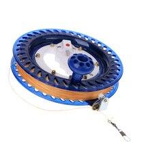 Змей линия змей катушка намотки колеса струны Рыболовная катушка с 450 м струны