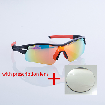 цена на Glasses Men For UV400 Protection Out Door Sports Can Engrave Name On Lens Prescription Sunglasses