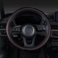 Car steering wheel cover,auto accessories for Toyota cruiser 200 estima fj cruiser fortuner 2017 hilux