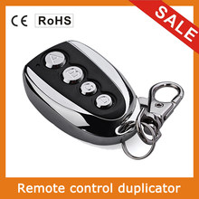 DC 12V ABCD type Auto Remote Control Wireless Duplicator Adjustable Frequency 433.92 MHz Gate Copy Remote Controller(China)