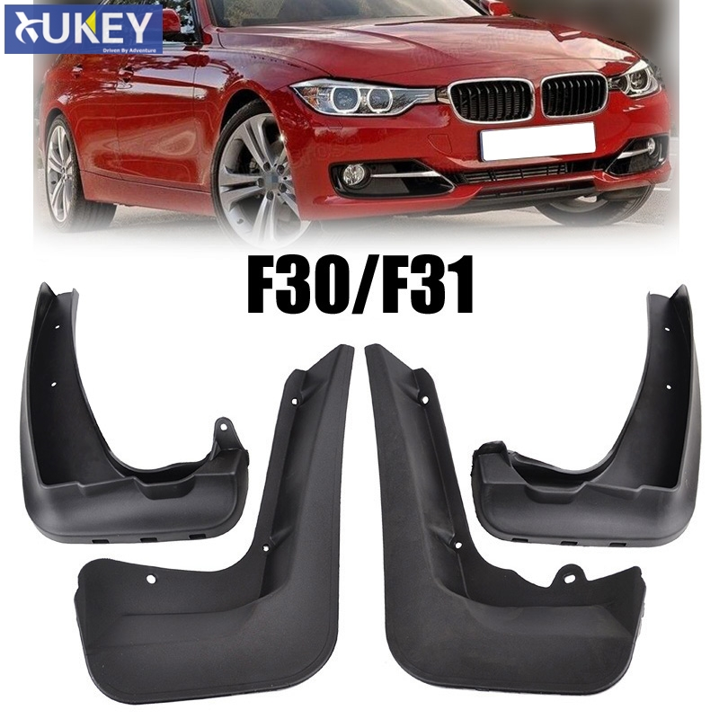 MUD FLAPS FIT FOR BMW 3 SERIES F30 F31 2012 2018 2014 2015 2016 MUD FLAP