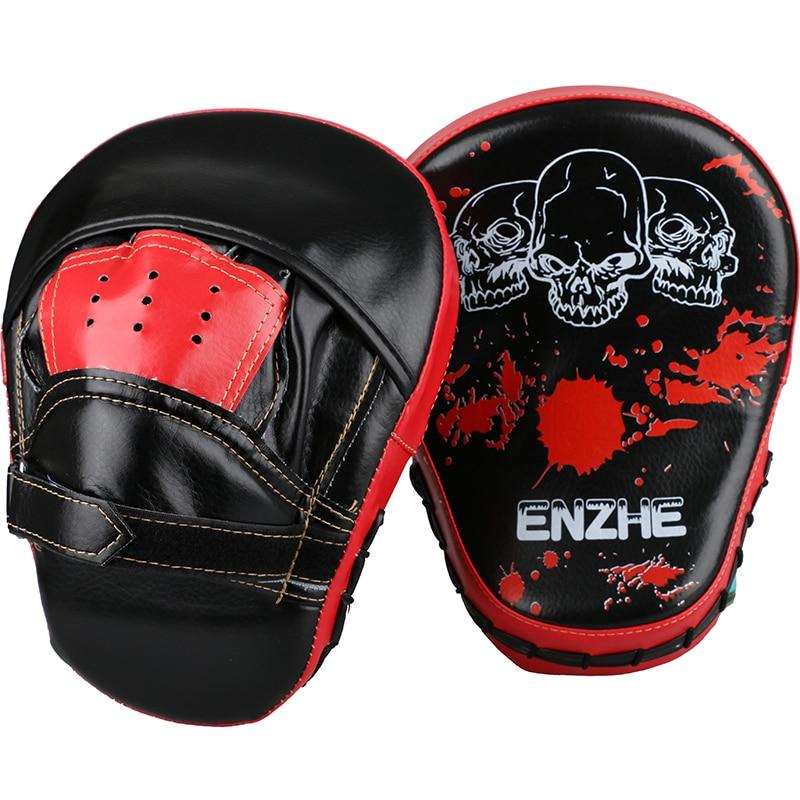 Workout Gloves Target: MMA Kick Hand Focus Target Pads