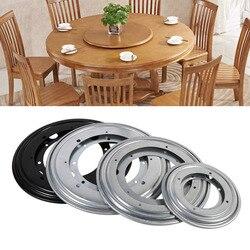 Heavy Duty Runde Form Verzinktem Plattenspieler Lager Rotierenden Platte Für Küche Schränke Tabe Platte