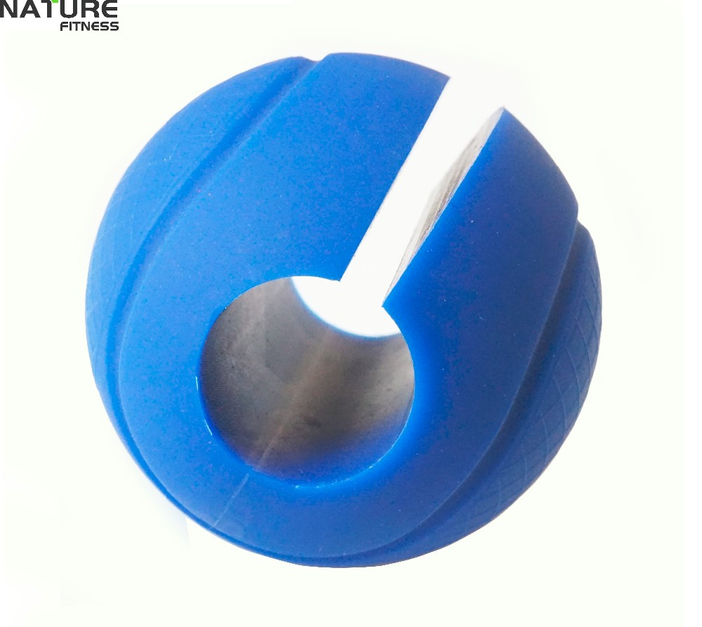 Augstas kvalitātes gumijas skava Gripz lodveida roku bumba fitnesa aprīkojumam Hantele