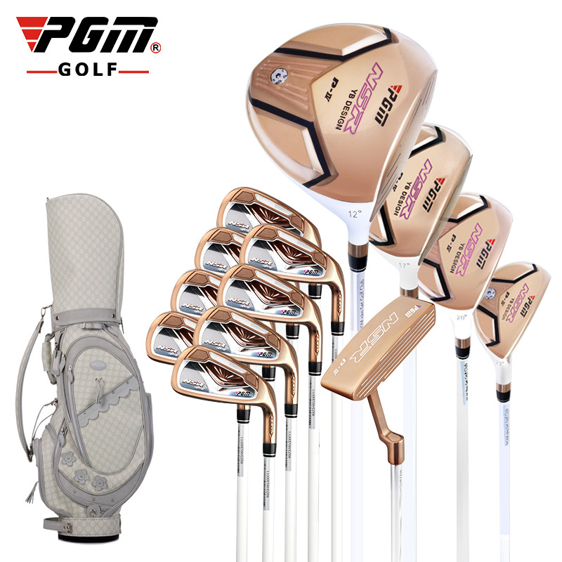 PGM Golf Club Golf Club pole PGM brand NSR rose gold pole pgm golf club sand bar practice special digging rod stainless steel knife back design wholesale