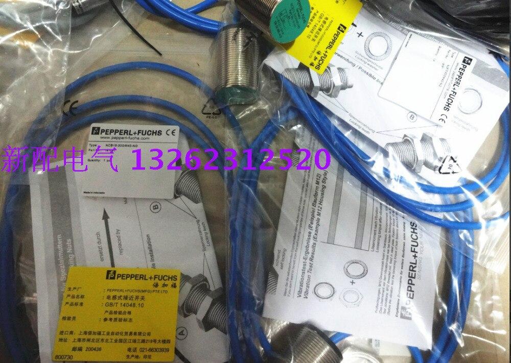 NCB15-30GM40-NO  New High-Quality  P+F  Inductive Proximity Switch Sensor NCB15-30GM40-NO  New High-Quality  P+F  Inductive Proximity Switch Sensor