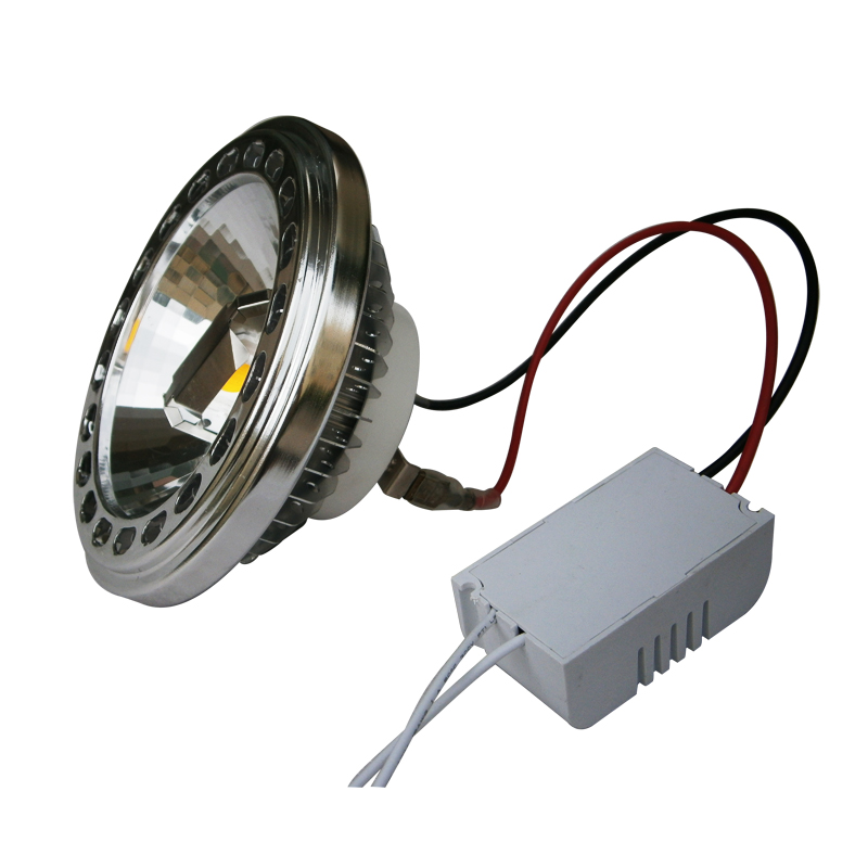 Jiawen 9W AR111 LED Lamp,LED Downlight Bean Pot Lamp cup Dimmable Lighting Grid Light Liner (6pcs/lot)